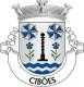 Brasão de Cibões
