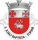 Brasão de São João Baptista