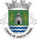 Brasão de Canas de Santa Maria