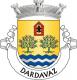 Brasão de Dardavaz