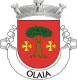 Brasão de Olaia