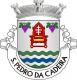Brasão de São Pedro da Cadeira