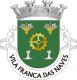 Brasão de Vila Franca das Naves