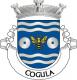 Brasão de Cogula