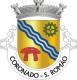 Brasão de São Romão Coronado