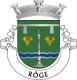 Brasão de Rôge