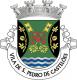 Brasão de São Pedro de Castelões