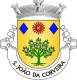 Brasão de São João da Corveira
