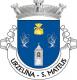 Brasão de Urzelina - São Mateus