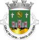 Brasão de Geraz Lima - Santa Leocádia