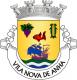 Brasão de Vila Nova de Anha