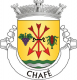 Brasão de Chafé