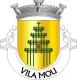 Brasão de Vila Mou