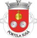 Brasão de Portela Susã
