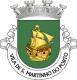 Brasão de São Martinho do Porto