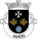 Brasão de Samões