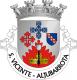 Brasão de Aljubarrota - São Vicente