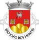 Brasão de São João dos Montes