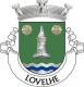 Brasão de Lovelhe
