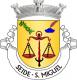 Brasão de São Miguel Seide
