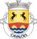 Brasão de Cavalões