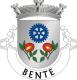 Brasão de Bente