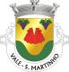 Brasão de São Martinho Vale