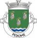 Brasão de Pedome