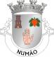 Brasão de Numão