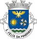 Brasão de São Felix da Marinha