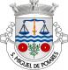 Brasão de São Miguel de Poiares