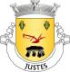 Brasão de Justes