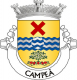 Brasão de Campeã