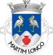 Brasão de Martim Longo