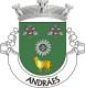 Brasão de Andrães