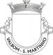 Brasão de São Martinho Valbom
