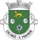 Brasão de São Mamede - Escariz