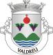 Brasão de Valdreu