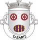 Brasão de Sabariz