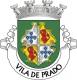 Brasão de Vila de Prado