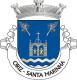 Brasão de Oriz - Santa Marinha
