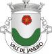 Brasão de Vale de Janeiro