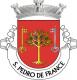 Brasão de São Pedro de France