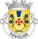 Brasão de Povolide