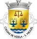Brasão de São Miguel - Caldas de Vizela