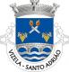 Brasão de Vizela - Santo Adrião