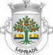 Brasão de Sambade