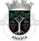 Brasão de Anadia