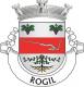 Brasão de Rogil