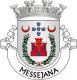 Brasão de Messejana